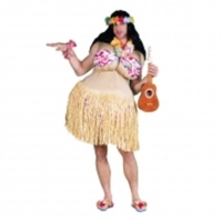 Lustig Hawaii-dräkt