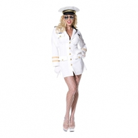Top Gun Officer Hottie Maskeraddräkt