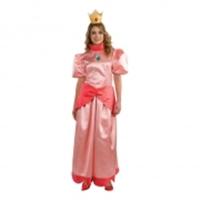 Prinsessan Peach Maskeraddräkt