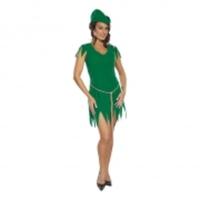 Sexig Peter Pan-dräkt för henne