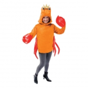Krabba Maskeraddräkt