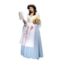 Mrs Lovett från Sweeney Todd-dräkt