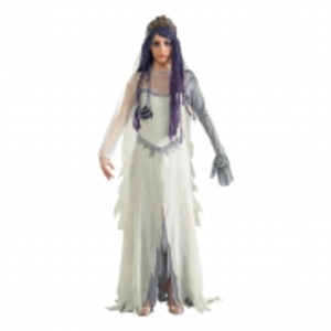 Corpse Bride Maskeraddräkt - One size