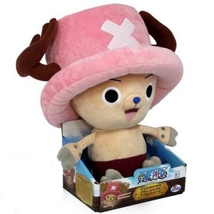 One Piece Chopper Plysch