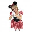 Disney Mimmi Pigg Maskeraddräkt