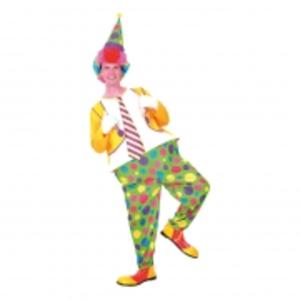 Otroligt lustig och fin clowndräkt