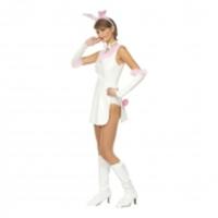 Sockersöt bunny-dräkt