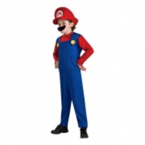 Super Mario Barn Maskeraddräkt