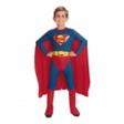 Superman Barn Maskeraddräkt