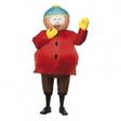 Uppblåsbar Cartman Maskeraddräkt