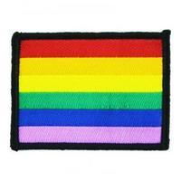 Tygmärke Pride