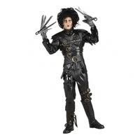 Edward Scissorhands Deluxe Maskeraddräkt - One size