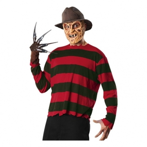 Freddy Krueger Maskeraddräkt - One size