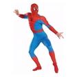Spiderman med Muskler Maskeraddräkt