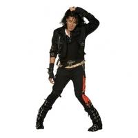 Michael Jackson Bad Maskeraddräkt
