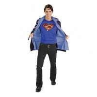 Clark Kent Superman Maskeraddräkt
