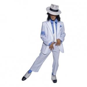 Michael Jackson Smooth Criminal Maskeraddräkt