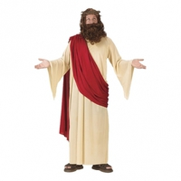 Jesus Maskeraddräkt - X-Large