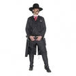 Vilda Västern Sheriff Maskeraddräkt - One size