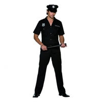 Polisman Maskeraddräkt