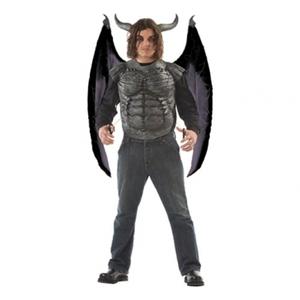 Djävul med expanderbara vingar