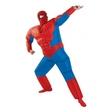 Uppblåsbar Spiderman-dräkt
