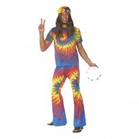 Hippie Man Maskeraddräkt - One size