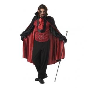 Blodtörstig Vampyr Maskeraddräkt
