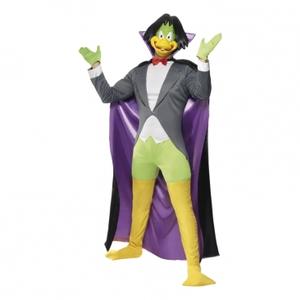 Greve Duckula Maskeraddräkt - One size