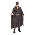 Zorro Maskeraddräkt - One size