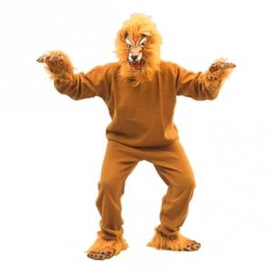 Lejon Budget Maskeraddräkt - One size