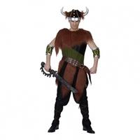 Vikingman Maskeraddräkt - One size