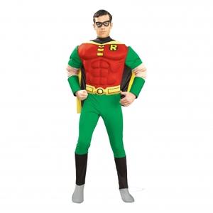 Robin med Muskler Maskeraddräkt