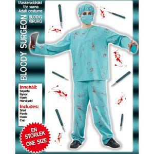 Blodig kirurg