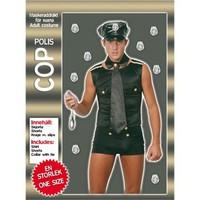 Maskeraddräkt Polis