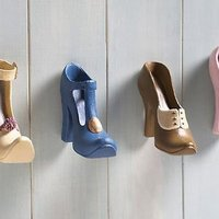 High heels Wall hooks