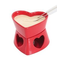 Ceramic Fondue Set