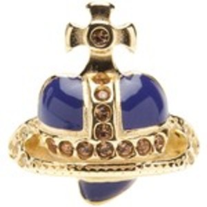 Crown Gemstones Ring
