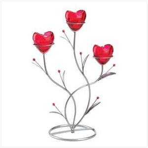 Heart Bouquet Holders