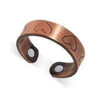Magnetic Hearts Ring