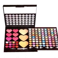 Hearts Makeup Palette