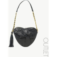 Modalu Leather Heart Bag