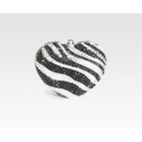 Zebra Heart Pill Box