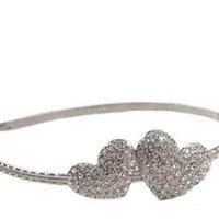 Silver Plated Headband
