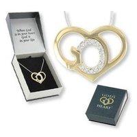 God's Heart pendant Necklace
