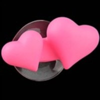 Family Hearts Toothbrush Holder