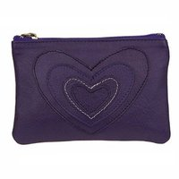 Purple Coin Purse