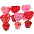 Heart Pot Memo Holder