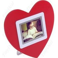 Digital Heart Photoframe