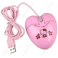 Hello Kitty Optical Mouse